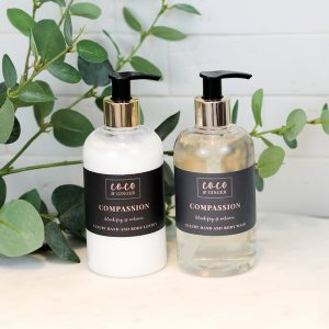 Soap & Lotion